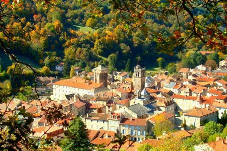 La Bougnate, Blesle France