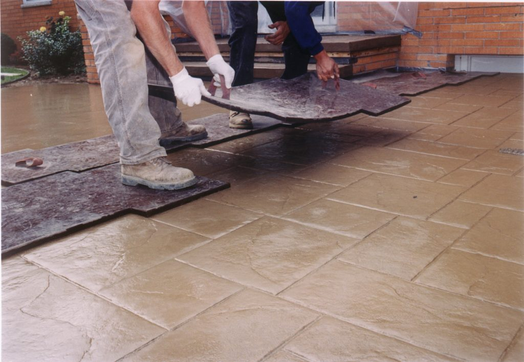Decorative Concrete St. Louis