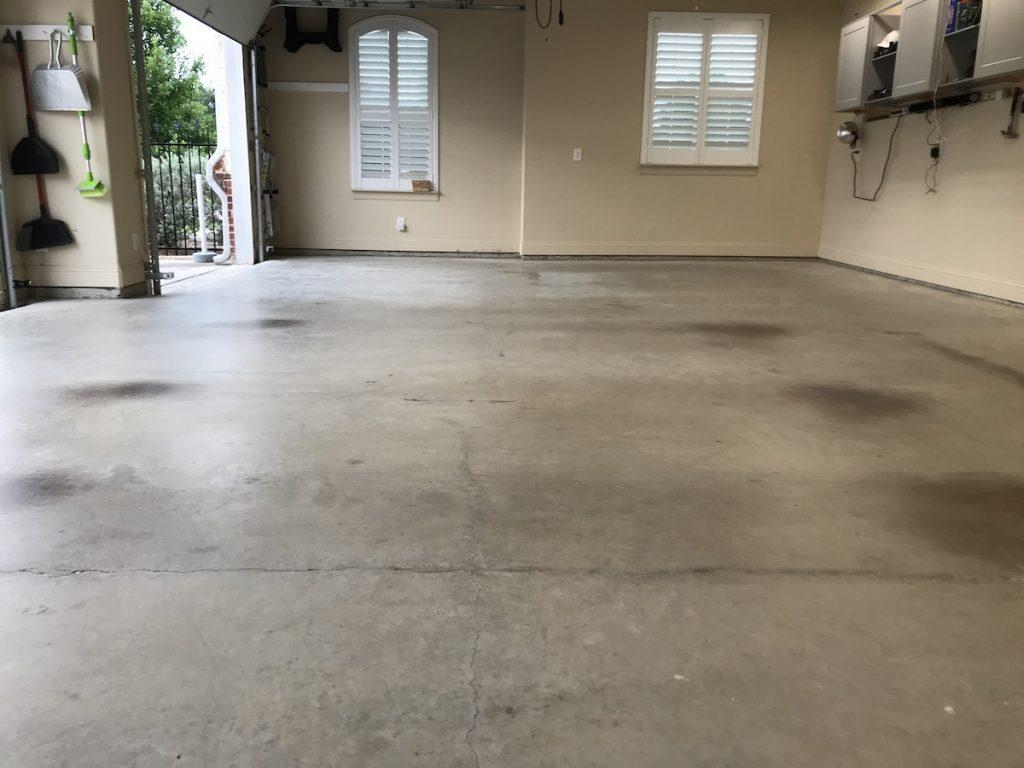 Garage Floor Epoxy Oklahoma