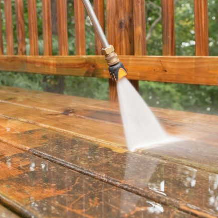 Understanding differences between Pressure Washing,Power Washing